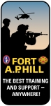 Fort A. P. Hill Logo