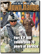 Down Range July8, 2011 edition