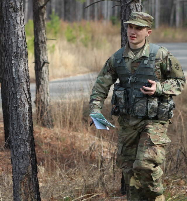 310th ESC/3rd TBX 2017 Best Warrior Competition